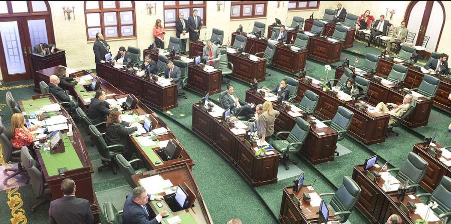 La Cámara y el Senado sufrieron un recorte para su presupuesto del año fiscal 2018-2019 de un 20%. (GFR Media) (horizontal-x3)