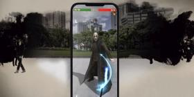 Lanzan un videojuego de Harry Potter para los celulares al estilo de Pokémon GO