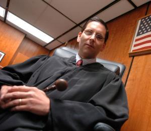 Gustavo Gelpí juramenta como juez presidente del Tribunal Federal