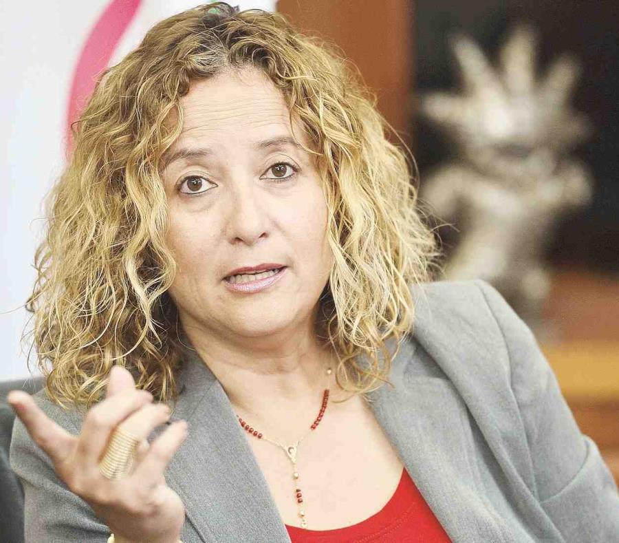 La presidenta del Comité Olímpico de Puerto Rico, Sara Rosario. (semisquare-x3)