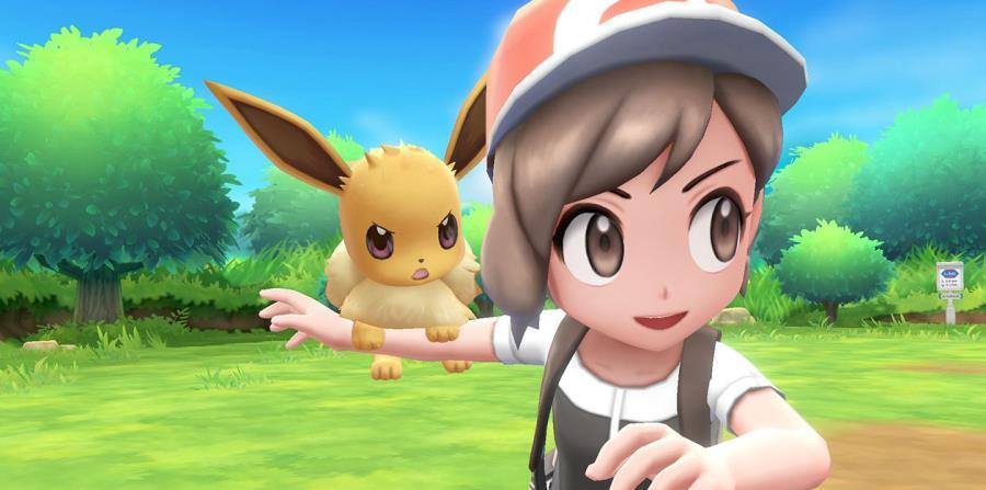 Imagen del Pokémon: Let's Go Pikachu. (Captura / Nintendo.com) (horizontal-x3)