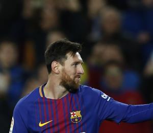 El Barcelona aplasta al Celta en la Copa del Rey