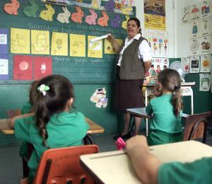 Ser maestro es una lucha permanente