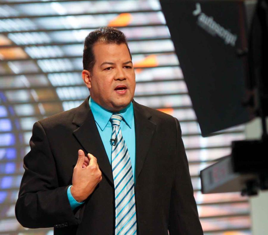 La gerencia de Wapa no ha explicado a qué se debe la salida de Pedro Juan Figueroa del programa. (GFR Media) (semisquare-x3)