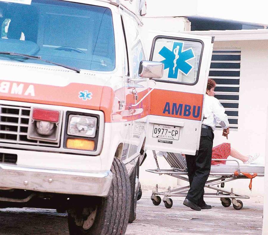 Una mujer embarazada también resultó con heridas leves. (GFR Media) (semisquare-x3)
