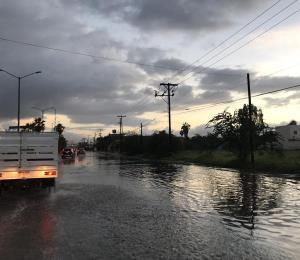 La tormenta tropical Tara deja fuertes lluvias en México