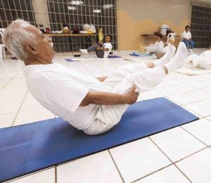 Beneficio del ejercicio  para  enfermedades degenerativas