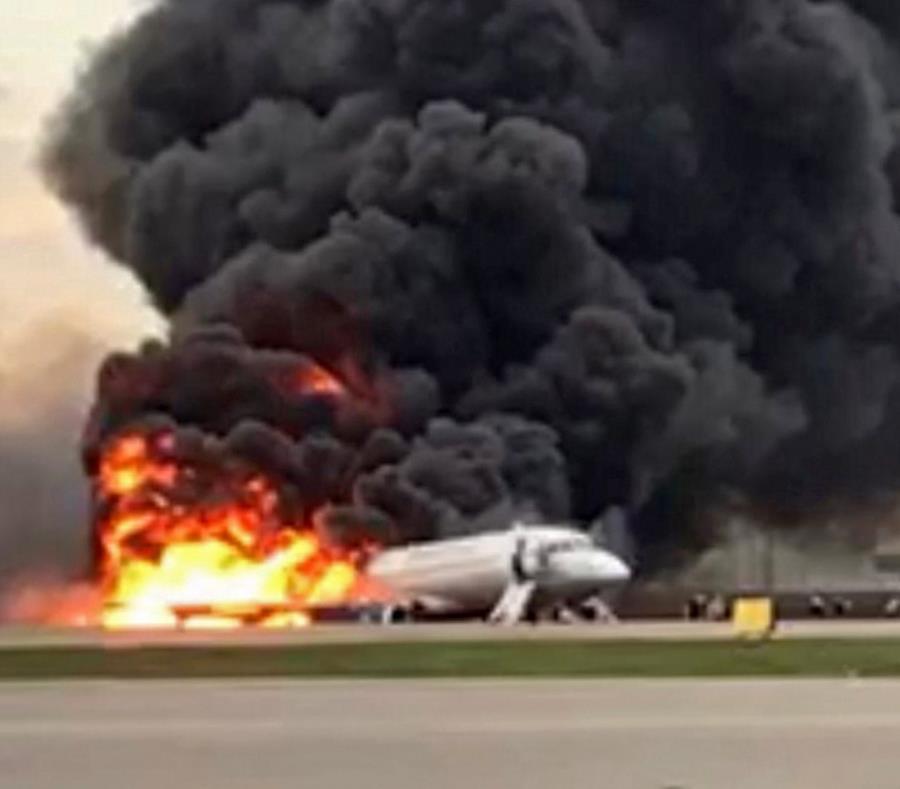 La catástrofe se llevó la vida de 41 personas. (EFE) (semisquare-x3)