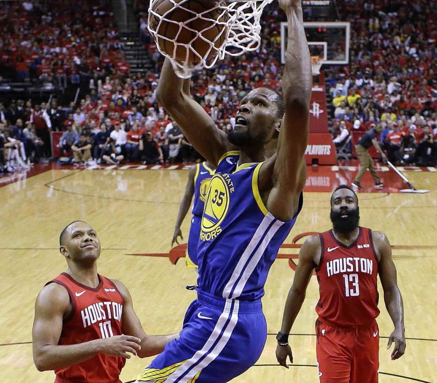 09 de May 2019 Warriors despacha a Rockets