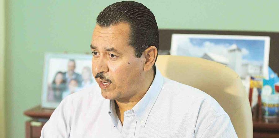 """El alcalde de Cidra, Javier Carraquillo, indicó que el impacto económico del cierre de Pepsi Co es de de """"$7.5 millones en un presupuesto de $19,622,000"""". (horizontal-x3)"""