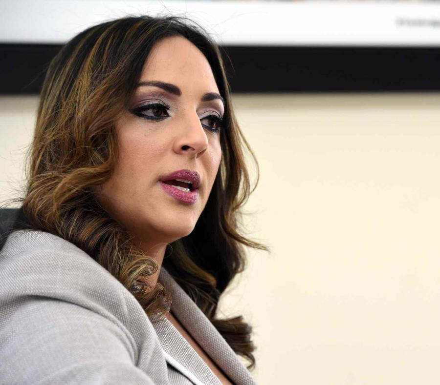 La secretaria del DRNA, Tania Vázquez (semisquare-x3)