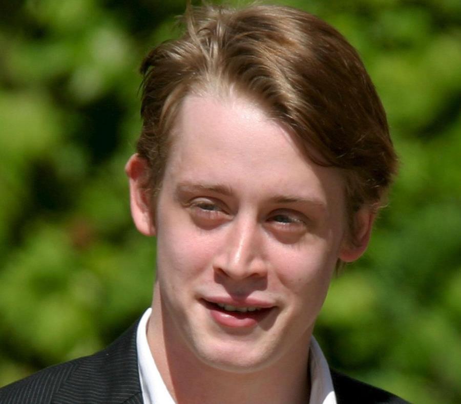 Macaulay Culkin critica a Donald Trump con imagen de Mi pequeño angelito