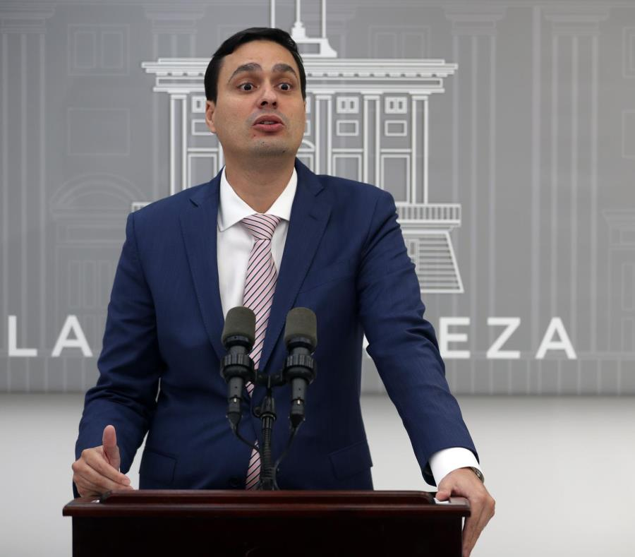 La Fortaleza enviará esta semana a la Legislatura el proyecto del nuevo Código de Incentivos, según Ramón Rosario, secretario de Asuntos Públicos del Ejecutivo. (semisquare-x3)