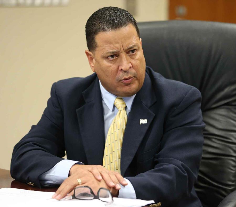 El comisionado de la Policía, Henry Escalera (semisquare-x3)