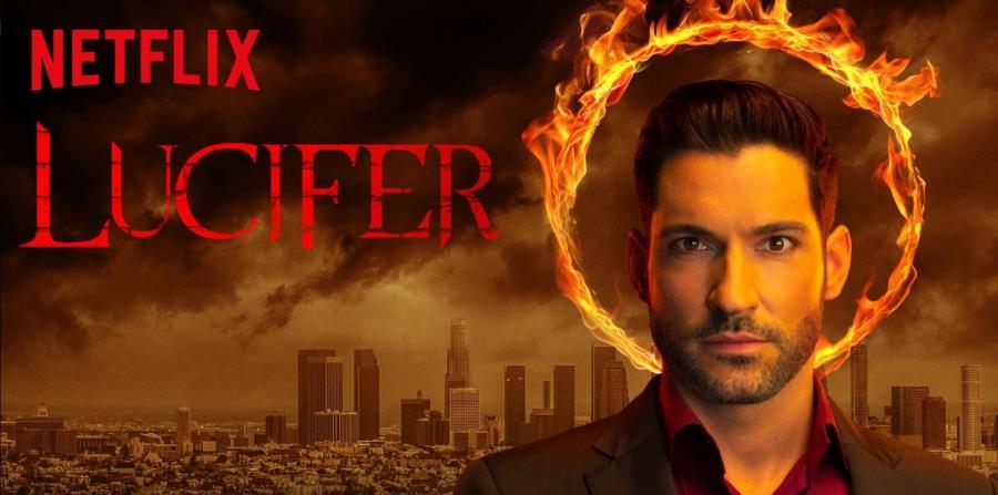 Lucifer es una de las series más habladas en redes sociales. (Captura/Twitter) (horizontal-x3)