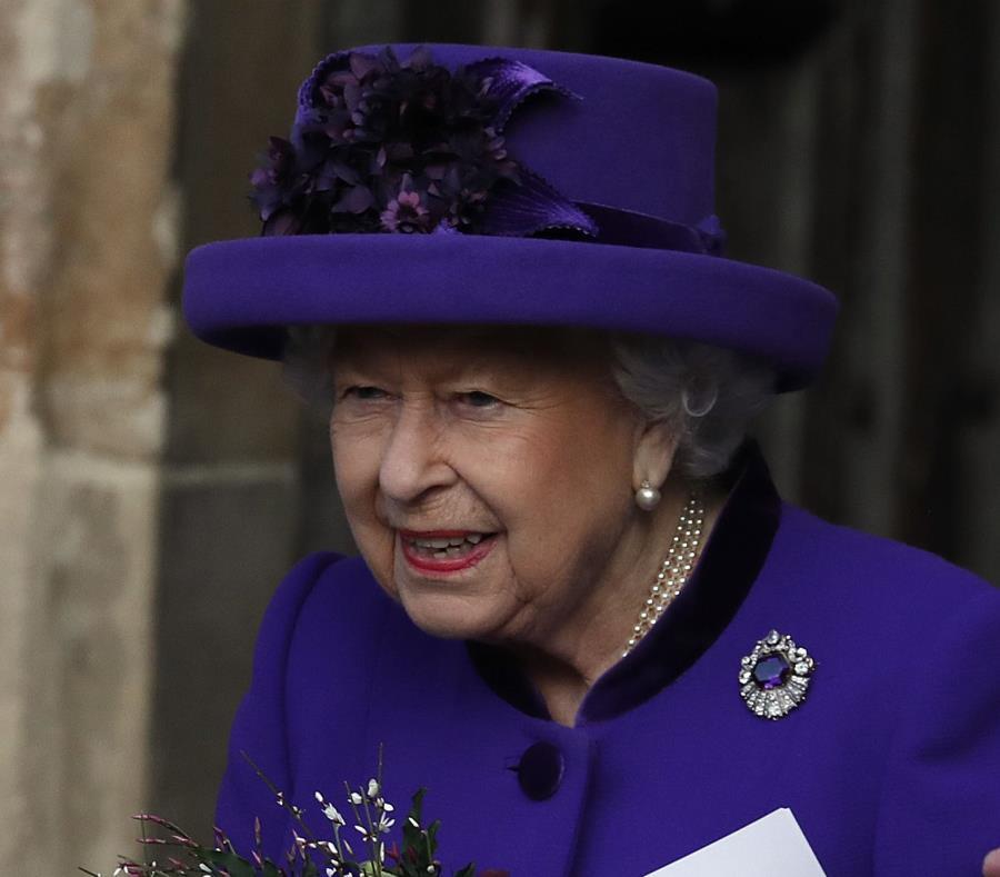 La reina Elizabeth II es la jefa de Estado de Nueva Zelanda. (AP / Frank Augstein) (semisquare-x3)