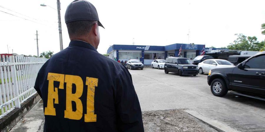 El Negociado Federal de Investigaciones Especiales (FBI, en inglés) estuvo a cargo de la pesquisa (horizontal-x3)