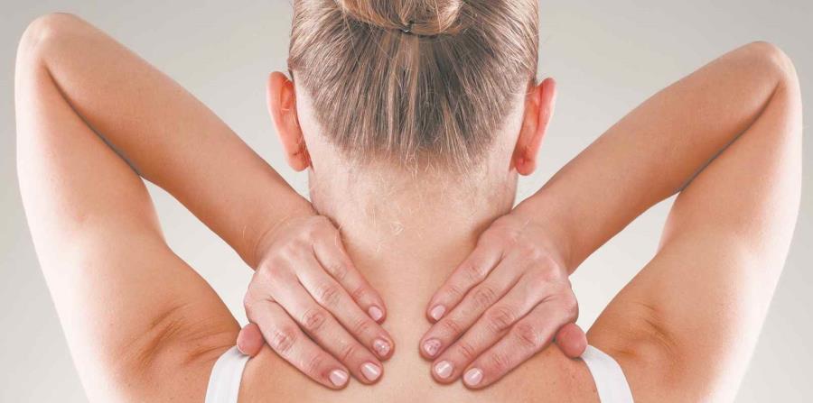 Causas dolor de cuello