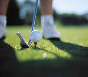 Golf para mejorar la salud