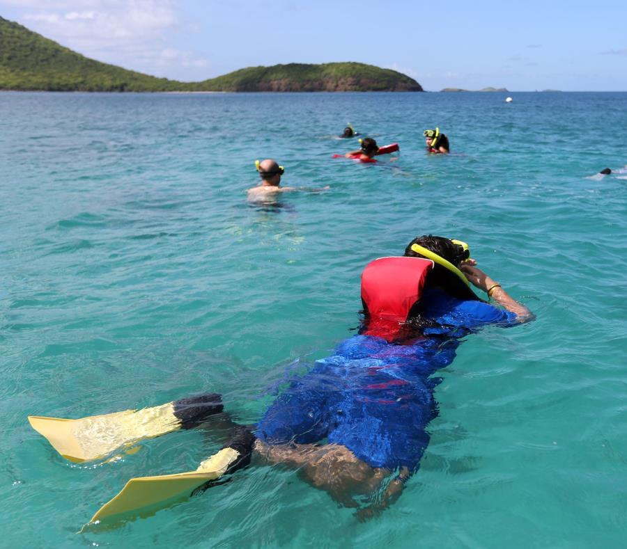 La playa Tamarindo es una de las más concurridas para realizar