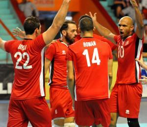 Puerto Rico se coloca a las puertas del Mundial de voleibol