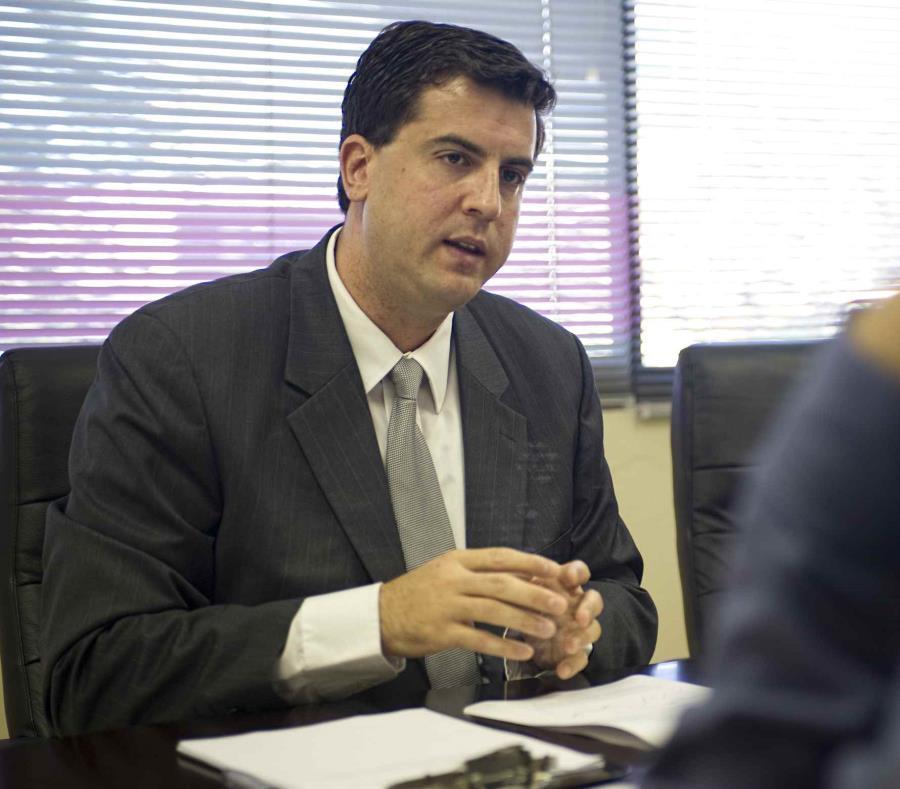 Mario Marazzi, director ejecutivo del Instituto de Estadísticas dePuerto Rico/. (GFR Media) (semisquare-x3)