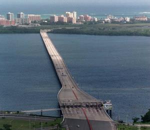 El puente Teodoro Moscoso será gratis este fin de semana de Carolina a San Juan