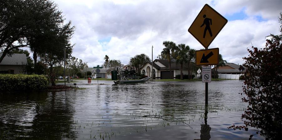 Se han atribuido a Irma seis muertes en Florida, tres en Georgia y una en Carolina del Sur. Al menos 35 personas murieron en el Caribe. (horizontal-x3)