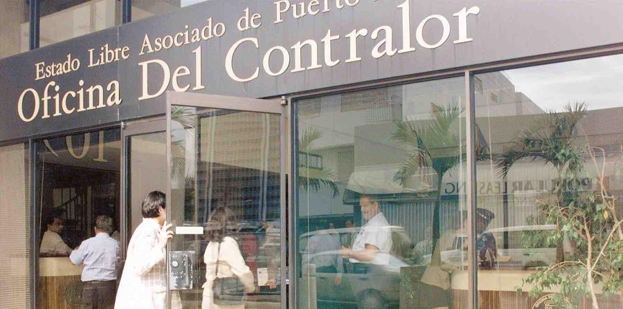 El señalamiento también establece que el contrato con la empresa que proveyó el servicio carecía de cláusulas importantes (horizontal-x3)