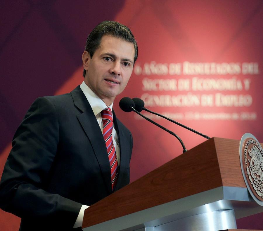 De risa suponer que 'El Chapo' me sobornó: EPN