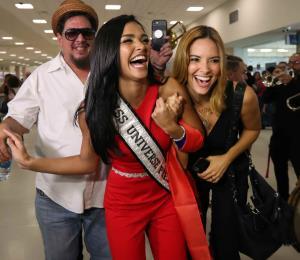"Denise Quiñones asegura que Kiara Ortega ""estaba calmada"" a pesar de su caída"
