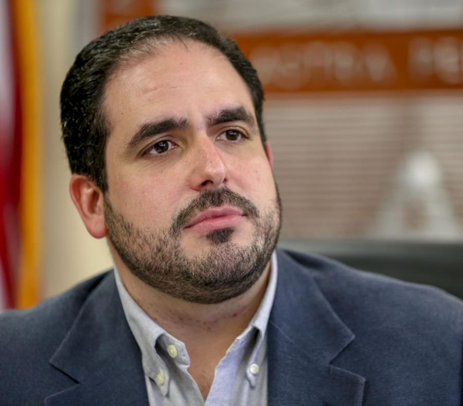 El director ejecutivo de la Aafa, Christian Sobrino Vega (semisquare-x3)