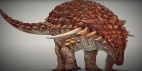 Este fue el último banquete de un nodosaurio hace 110 millones de años