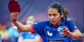 Adriana Díaz se ubica entre las mejores 16 en el torneo de sencillos del Abierto de España