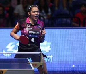 Adriana Díaz se lleva el campeonato en la categoría Sub-21 en el Abierto de España