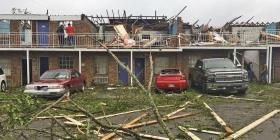 Mueren madre e hijo tras tornado en Luisiana