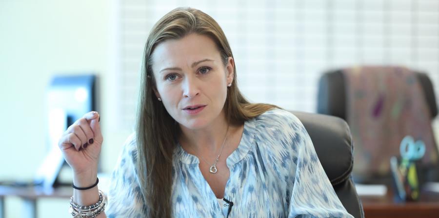 La secretaria de Educación, Julia Keleher, explicó que para recibir los fondos de Titulo I