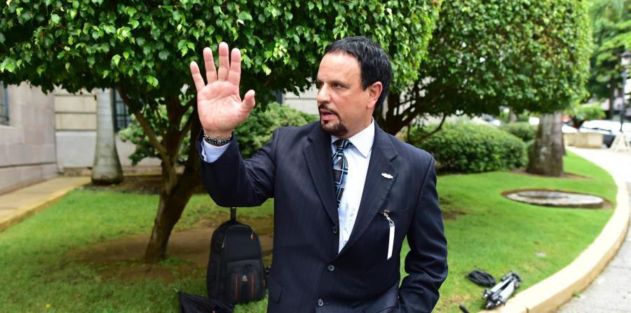 El monitor federal Arnaldo Claudio y el Departamento de Justicia de Estados Unidos acordaron que el informe sobre la Reforma de la Policía se haga público. (GFR Media) (horizontal-x3)