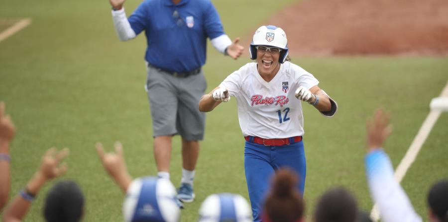 Karla Claudio es una de las principales jugadoras de la selección de Puerto Rico. (Suministrada) (horizontal-x3)