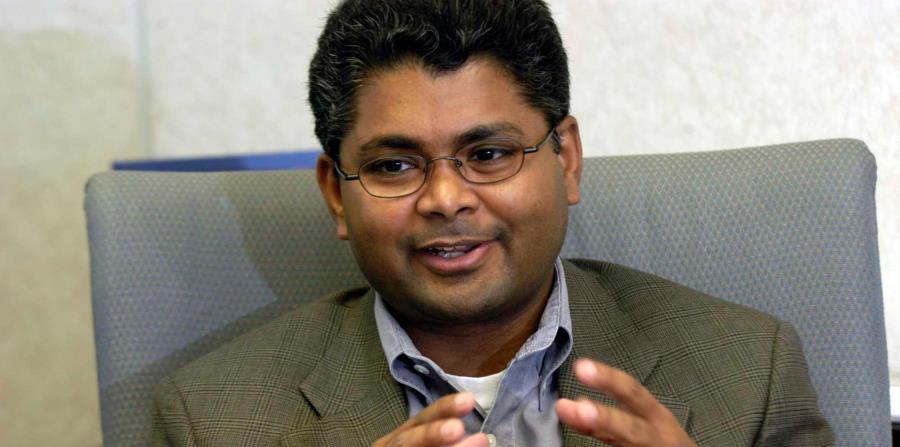 Ganesh Kumar, principal oficial de operaciones de OFG. (horizontal-x3)