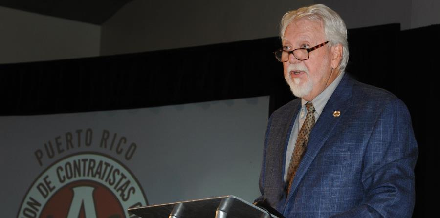 Stephen Spears, presidente del capítulo de Puerto Rico de la ACG. (horizontal-x3)