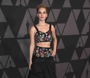 """Jennifer Lawrence sobre sus fotos: """"Siento que fui violada en grupo"""""""