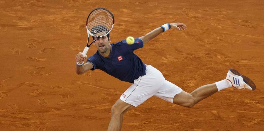 Djokovic enfrentará al ganador del match entre Rafael Nadal y David Goffin. (horizontal-x3)