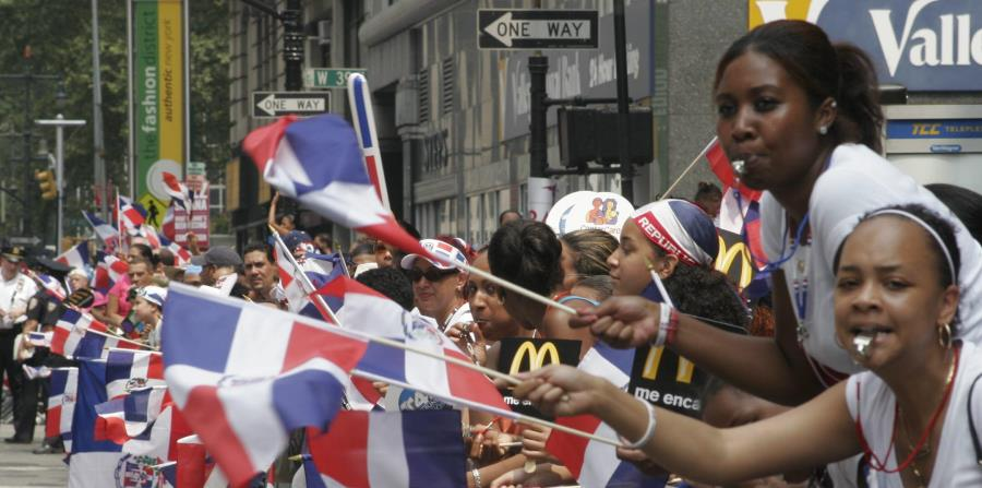 Hubo un incremento que duplicó a la población dominicana, que pasó de los 349,000, o el 20% de los latinos, a 723,000 quisqueyanos en la Gran Manzana. (horizontal-x3)