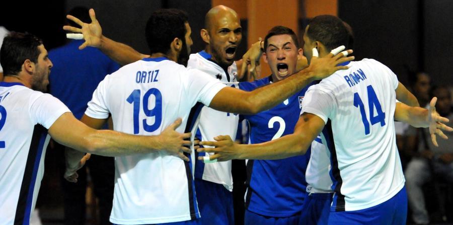 La Selección clasificó al Mundial al ganar la medalla de oro en el Torneo de Repechaje de la Confederación Norceca celebrado a finales del 2017 en Cuba. (Cortesía Confederación Norceca) (horizontal-x3)