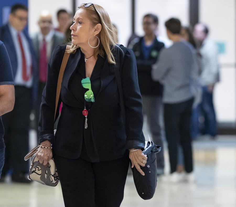 Zulma Renta Ramos compareció el 14 de mayo de 2019 al Centro Judicial de San Juan. (semisquare-x3)