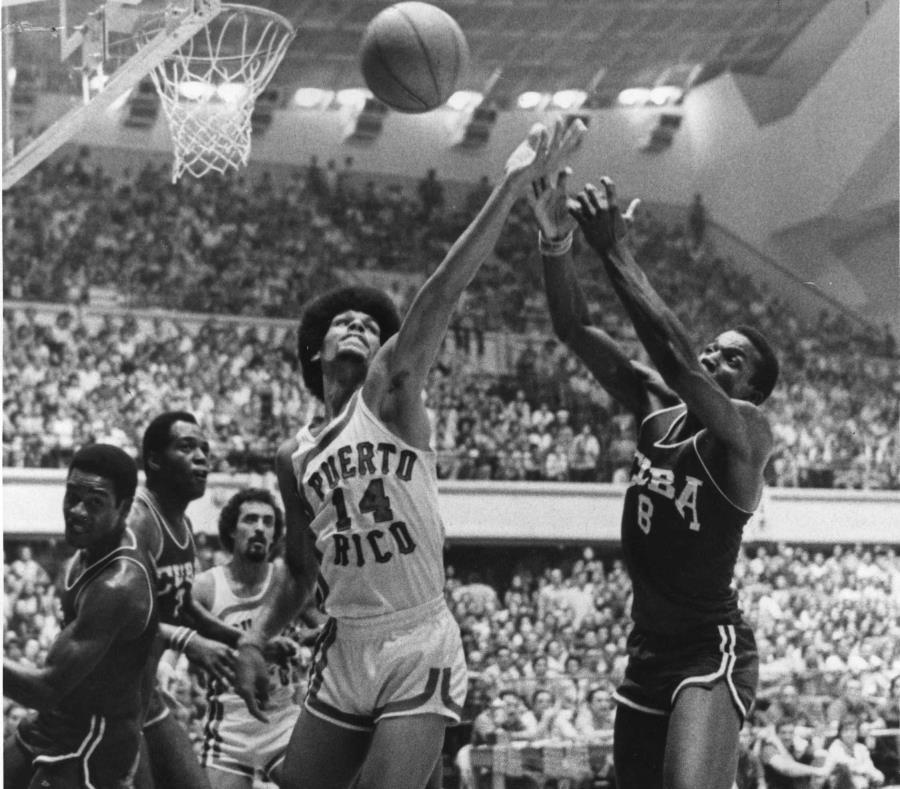 Puerto Rico Fue Un Digno Anfitrión Del MundoBasket 1974