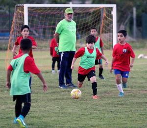 High Performance Soccer Academy incorpora el método Coerver