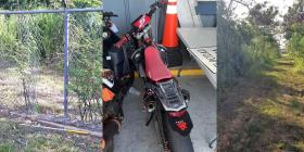 Roban tres motoras de un cuartel de la Policía en Bayamón
