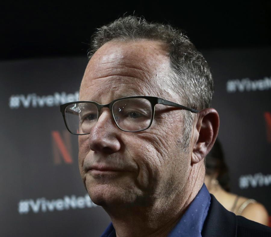 El director ejecutivo de comunicación de Netflix, Jonathan Friedland (semisquare-x3)